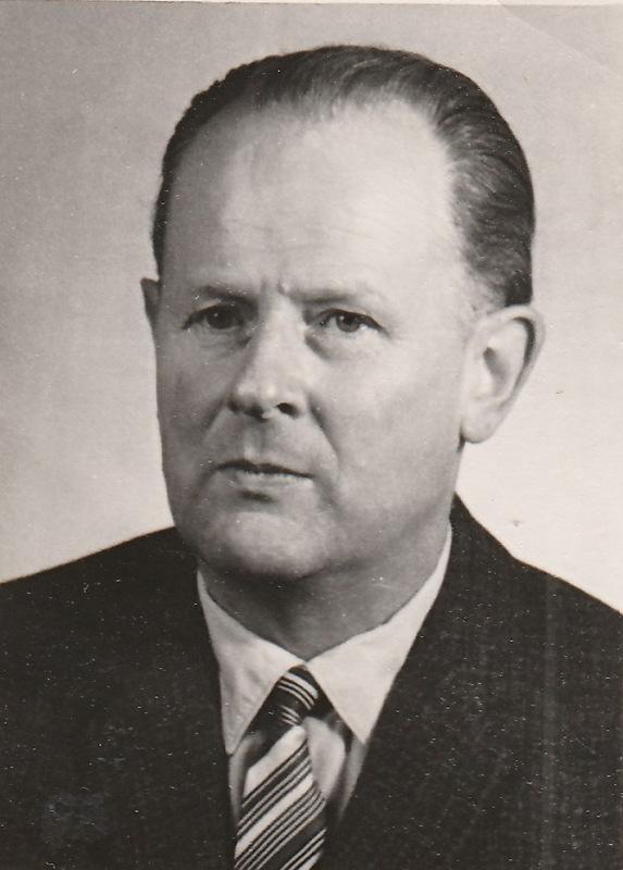 Tischlermeister Rudolf Petzold