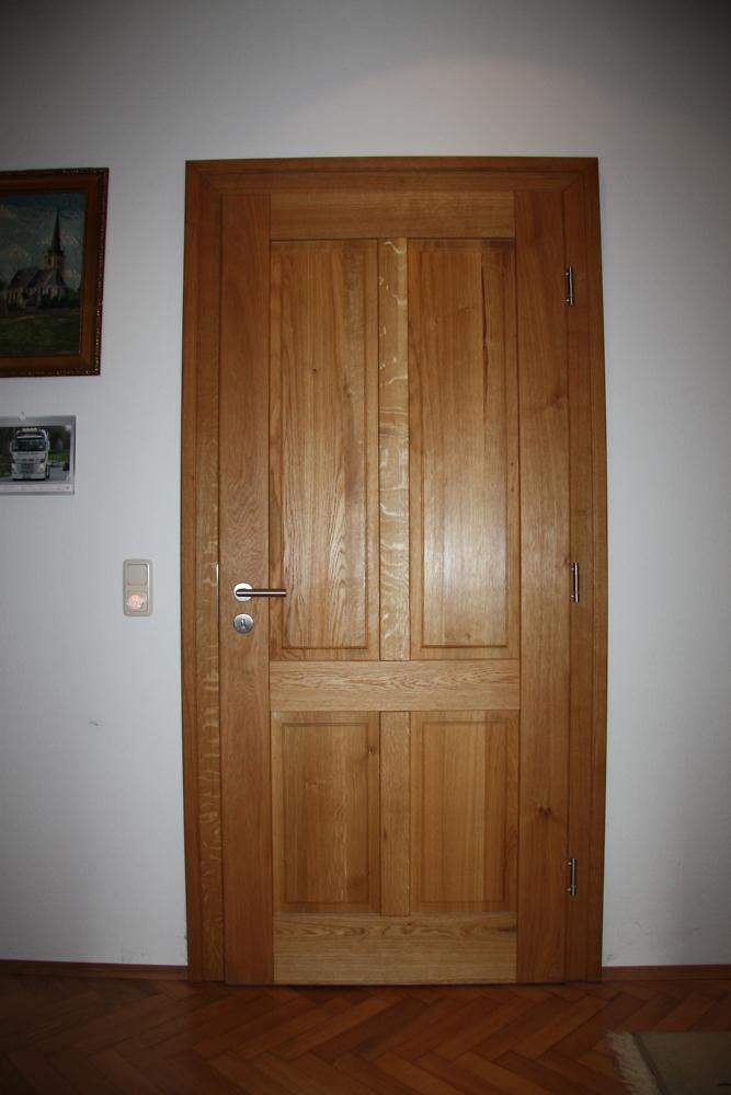 Zimmertür Eiche